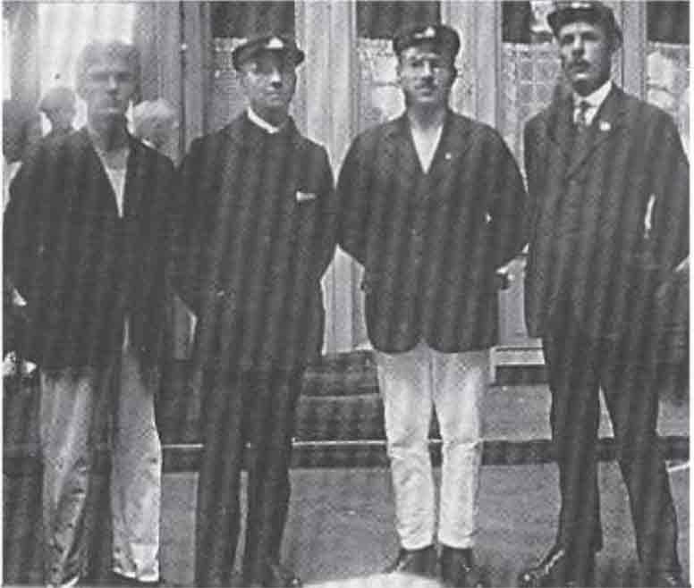 Turnkring Berchem 1920 Groenenhoek
