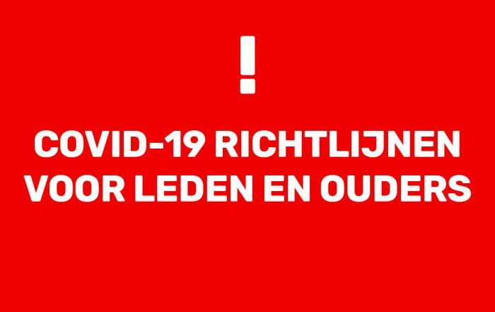 covid19 richtlijnen Volharding Berchem