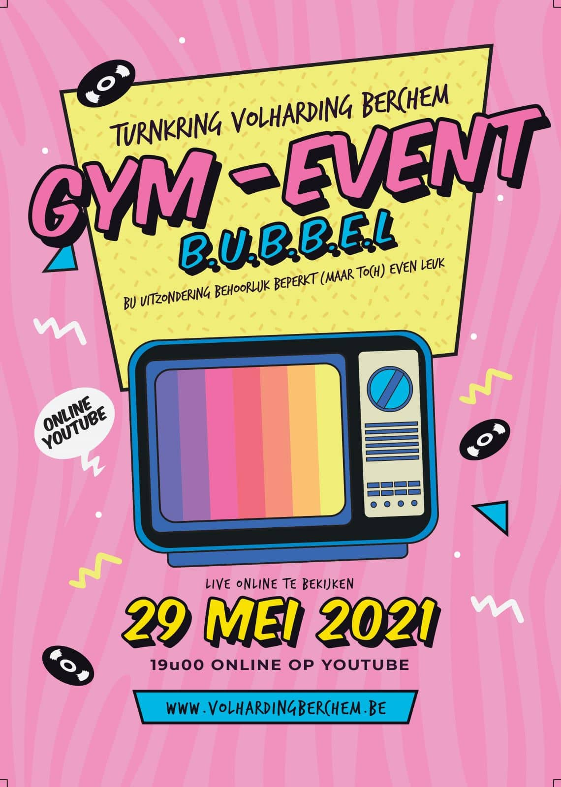 Gym-Event Bubbel 2021 YouTube